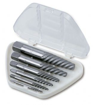 Beta 1430/S6 6 Piece Tapered Extractor Set
